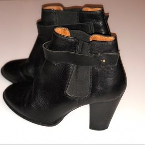 Madewell Lonny Strap Ankle Boots